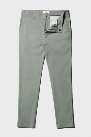 Pantaloni chino bumbac barbati SPOKE SHARP Lightweights vernil [7]