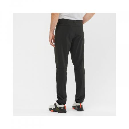 Pantaloni drumetie barbati SALOMON WAYFARER TAPERED negru [3]