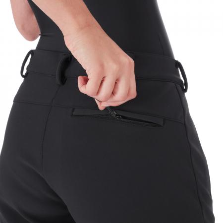 Pantaloni femei MAMMUT Winter Hiking SO black [5]