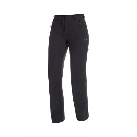 Pantaloni femei MAMMUT Winter Hiking SO black [1]
