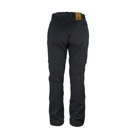 Pantaloni multifunctionali 2 in 1 femei NORTHFINDER TLONA negri [1]