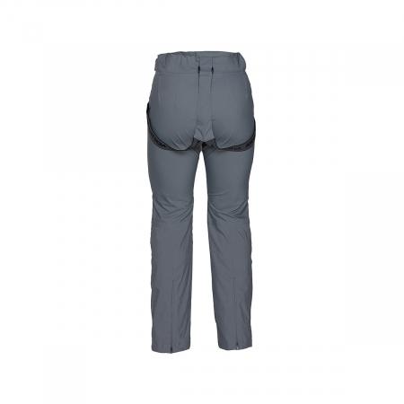 Pantaloni femei ski 2L NORTHFINDER Ghresta gri [1]