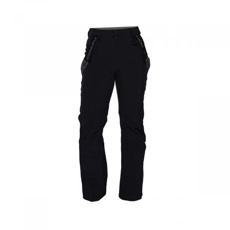 Pantaloni femei ski stretch NORTHFINDER Todfysea negri [0]
