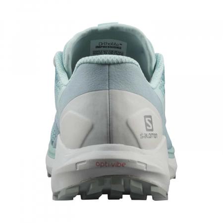 Pantofi alergare femei SALOMON SENSE RIDE 4 W vernil [4]