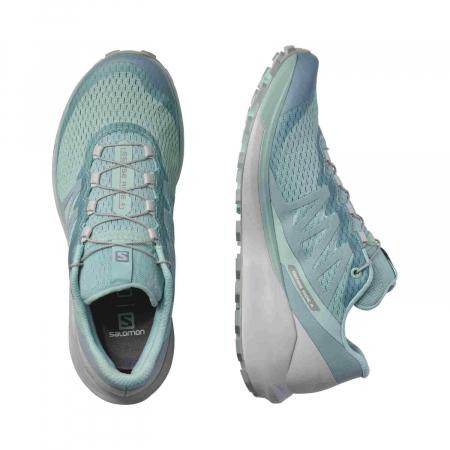 Pantofi alergare femei SALOMON SENSE RIDE 4 W vernil [2]
