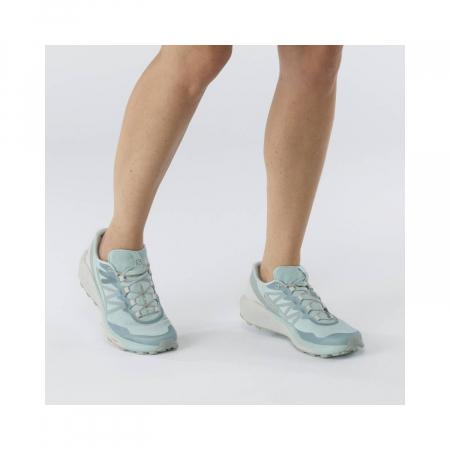 Pantofi alergare femei SALOMON SENSE RIDE 4 W vernil [1]