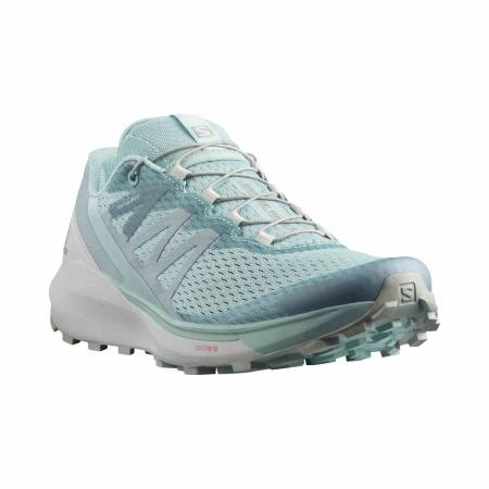Pantofi alergare femei SALOMON SENSE RIDE 4 W vernil [5]