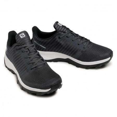 Pantofi drumetie barbati SALOMON Outbond Prism negri [2]
