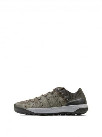Pantofi drumetie barbati MAMMUT Hueco Knit Low verde [0]