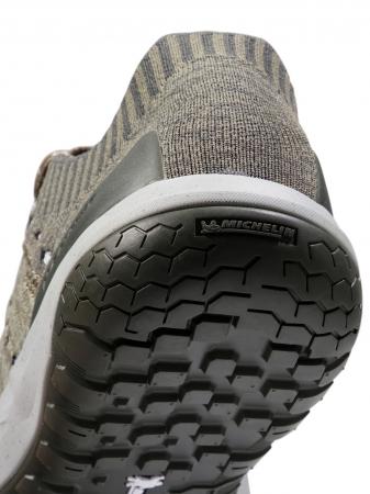 Pantofi drumetie barbati MAMMUT Hueco Knit Low verde [3]