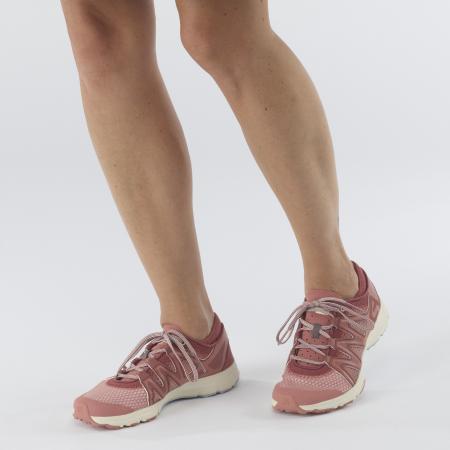 Pantofi outdoor femei SALOMON Crossamphibian Swift2 caramiziu [5]