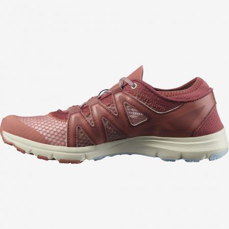 Pantofi outdoor femei SALOMON Crossamphibian Swift2 caramiziu [4]