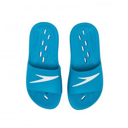 Slapi baie copii SPEEDO Slides One albastri [0]
