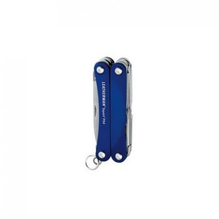 Unealta multifunctionala LEATHERMAN Squirt PS4 albastru LMN831230 [1]