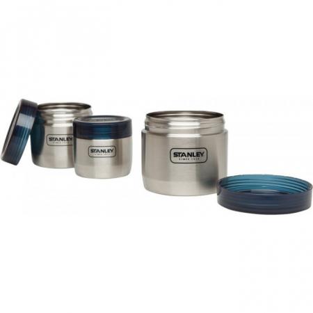 Set caserole inox STANLEY Adventure 410+650+950 ml ST10-02108-002 [4]