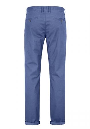 Pantaloni chino barbati REDPOINT Jasper 6182 albastri [4]