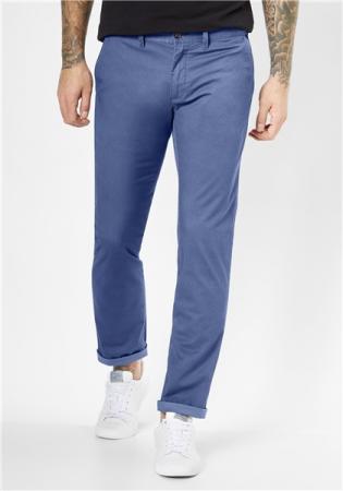Pantaloni chino barbati REDPOINT Jasper 6182 albastri [0]
