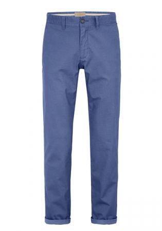 Pantaloni chino barbati REDPOINT Jasper 6182 albastri [3]
