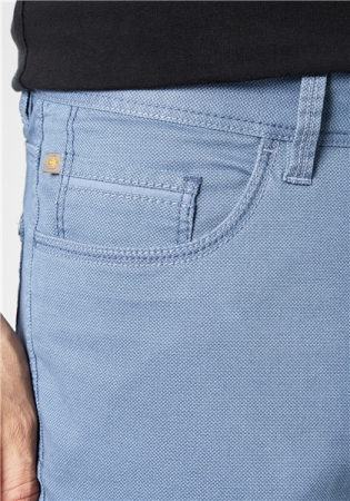 Pantaloni barbati 5 buzunare REDPOINT Milton 6182 albastri [2]