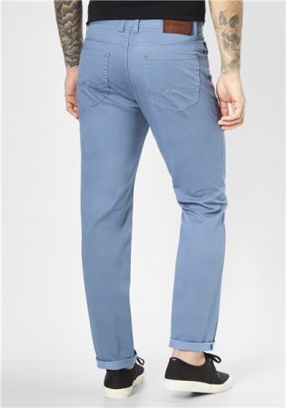 Pantaloni barbati 5 buzunare REDPOINT Milton 6182 albastri [1]