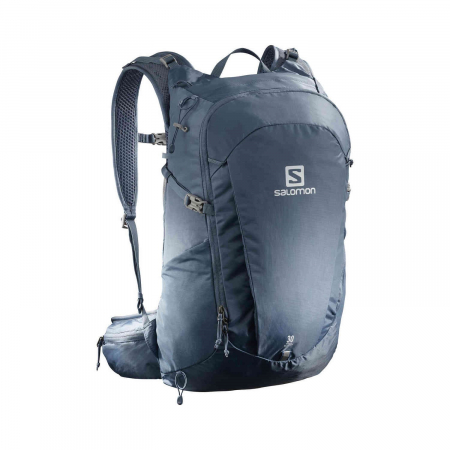 Rucsac drumetie SALOMON Trailblazer 30L albastru [0]