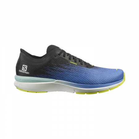 Pantofi alergare barbati SALOMON SONIC 4 Accelerate albastru [0]