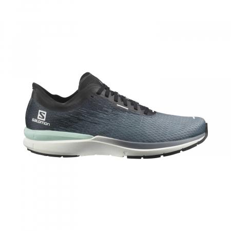 Pantofi alergare barbati SALOMON SONIC 4 Accelerate gri [0]