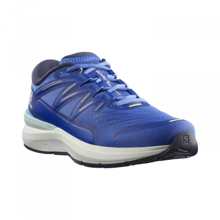 Pantofi alergare barbati SALOMON SONIC 4 Confidence albastru [4]