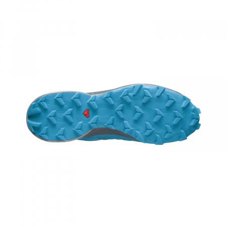 Pantofi alergare barbati SALOMON SPEEDCROSS 5 albastru [5]