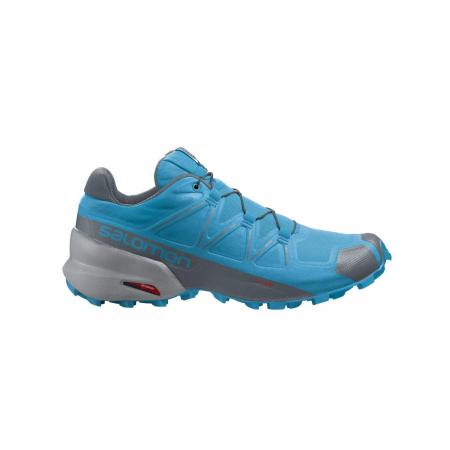 Pantofi alergare barbati SALOMON SPEEDCROSS 5 albastru [0]