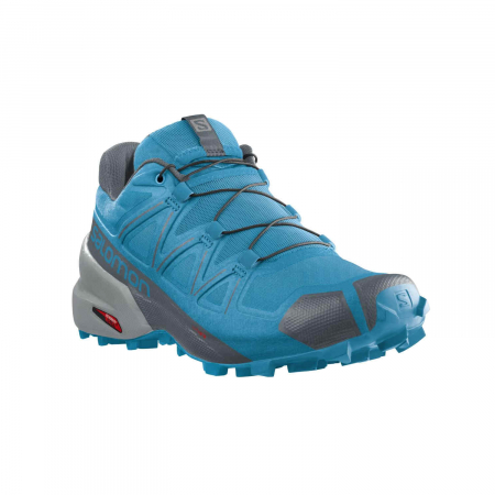 Pantofi alergare barbati SALOMON SPEEDCROSS 5 albastru [1]