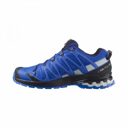 Pantofi alergare barbati SALOMON XA PRO 3D v8 GTX albastru [7]