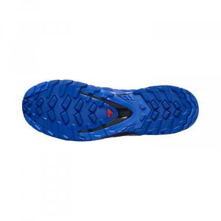 Pantofi alergare barbati SALOMON XA PRO 3D v8 GTX albastru [4]