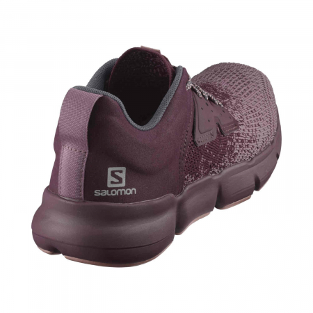 Pantofi alergare femei SALOMON PREDICT SOC W mov [3]
