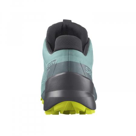 Pantofi alergare femei SALOMON SPEEDCROSS 5 GTX W vernil [4]