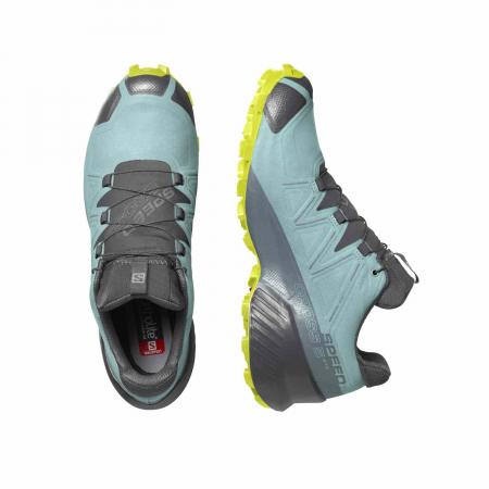 Pantofi alergare femei SALOMON SPEEDCROSS 5 GTX W vernil [3]