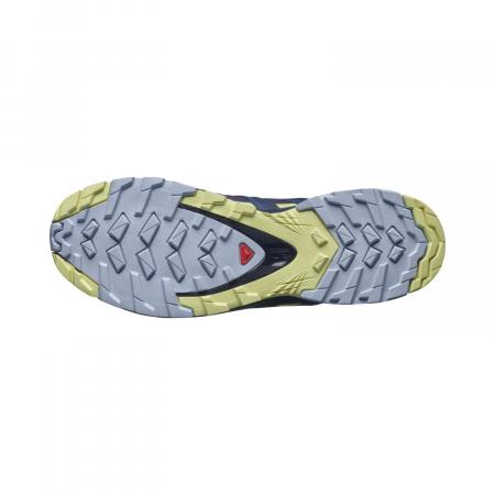 Pantofi alergare femei SALOMON XA PRO 3D v8 GTX W mov [5]