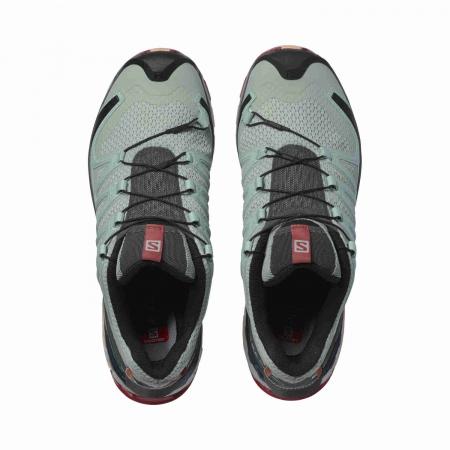 Pantofi alergare femei SALOMON XA PRO 3D v8 W vernil [1]