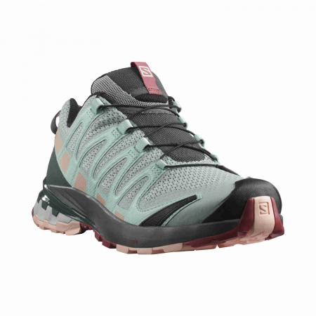 Pantofi alergare femei SALOMON XA PRO 3D v8 W vernil [6]