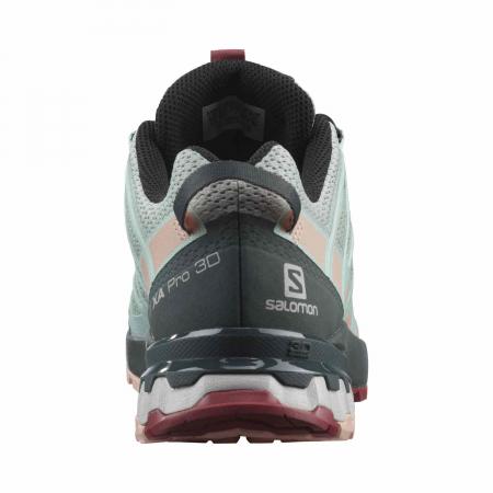 Pantofi alergare femei SALOMON XA PRO 3D v8 W vernil [7]