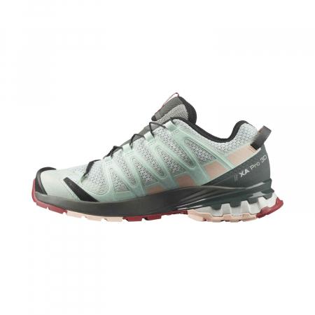 Pantofi alergare femei SALOMON XA PRO 3D v8 W vernil [5]
