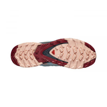 Pantofi alergare femei SALOMON XA PRO 3D v8 W vernil [3]