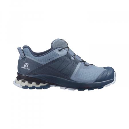 Pantofi alergare femei SALOMON XA WILD GTX W gri [0]