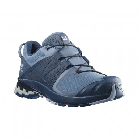 Pantofi alergare femei SALOMON XA WILD GTX W gri [1]