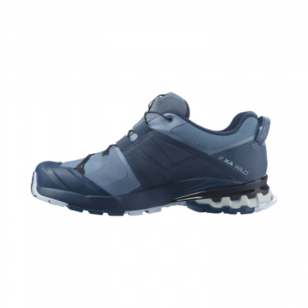 Pantofi alergare femei SALOMON XA WILD GTX W gri [6]