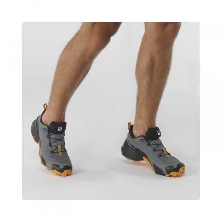 Pantofi drumetie barbati SALOMON CROSS HIKE GTX gri [2]