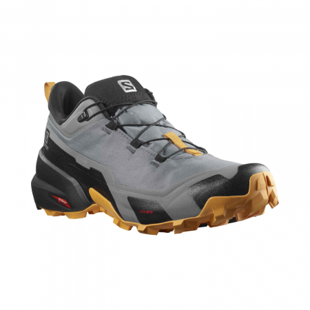 Pantofi drumetie barbati SALOMON CROSS HIKE GTX gri [1]