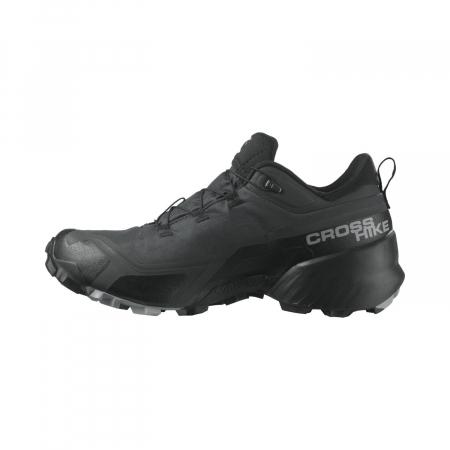 Pantofi drumetie barbati SALOMON CROSS HIKE GTX negru [6]