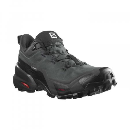 Pantofi drumetie barbati SALOMON CROSS HIKE GTX negru [1]