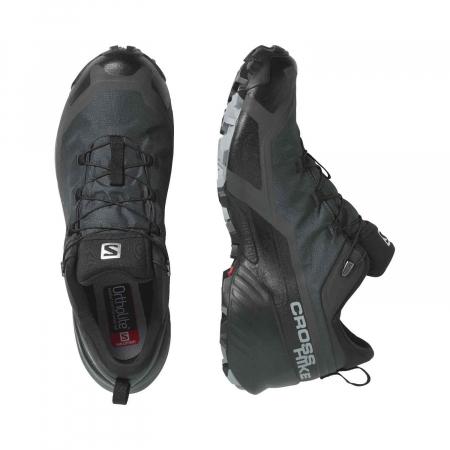Pantofi drumetie barbati SALOMON CROSS HIKE GTX negru [2]